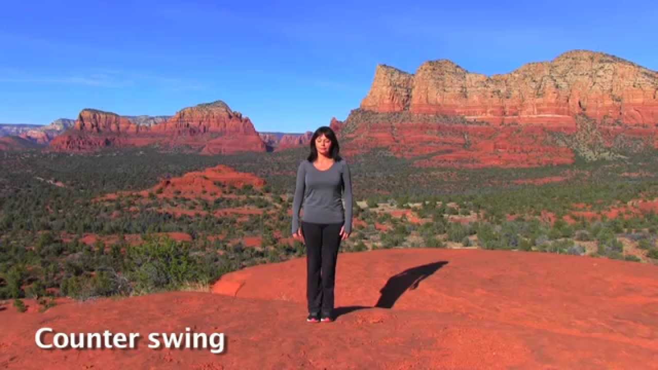 Counter swing (Exercise 2)