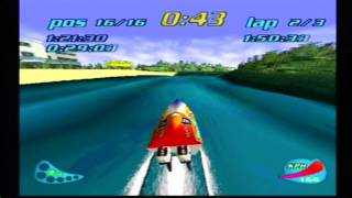 Classic Game Gems: Turbo Prop Racing Pre-Release Demo