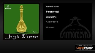 Maroshi Sumo - Paranormal (Original Mix)