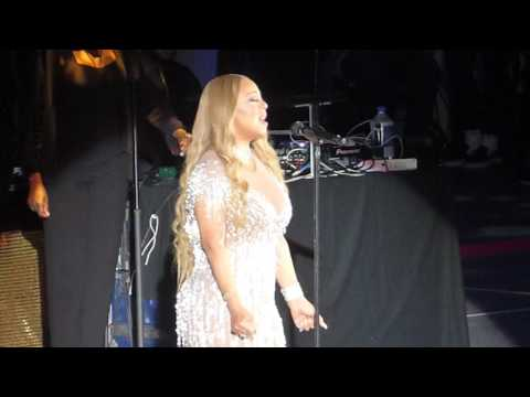 Mariah Carey - Hero (Hollywood Bowl, Los Angeles CA 7/31/17)