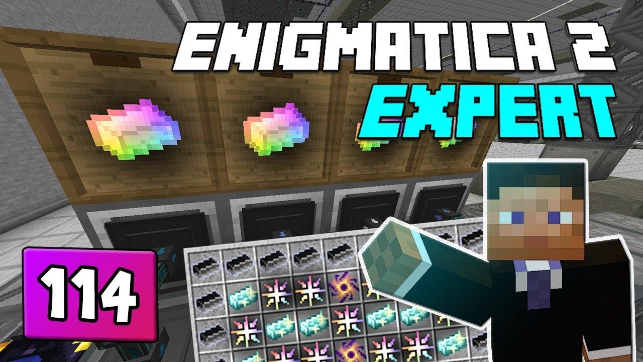 Enigmatica 2: Expert Mode - EP 117 Tier 6 Solar Array Controller