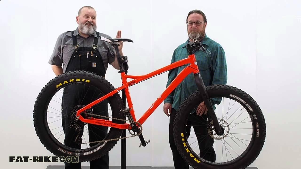Fat Bike Tv Rsd Mayor Fat Bike Introduction Youtube
