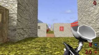 Wolfy's - Digital Paintball 2 - Multiplayer Gameplay 01