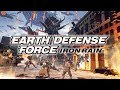 Earth Defense Force: Iron Rain - The Bugs Are Back In Town