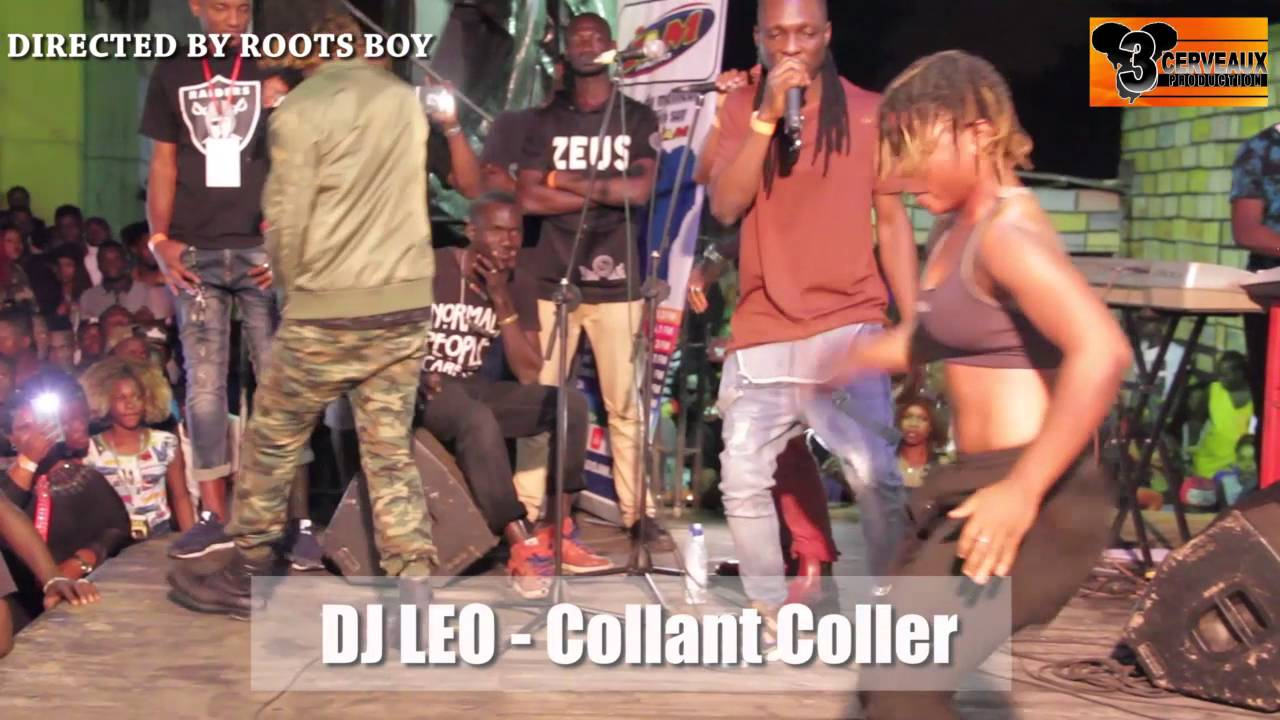 dj leo collant coller
