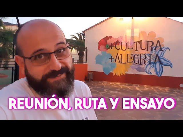 💚 REUNIÓN, RUTA Y ENSAYO: LOS DETALLES DE