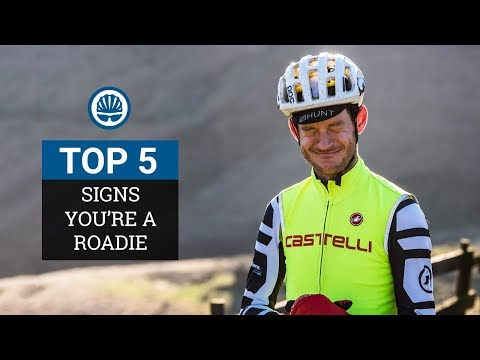 Top 5 - Sure Signs You're a Road Cyclist