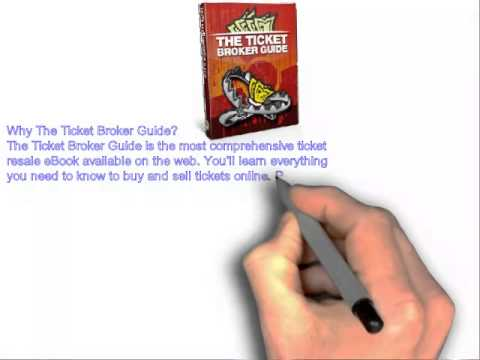 HOW TO BECOME A TICKET BROKER