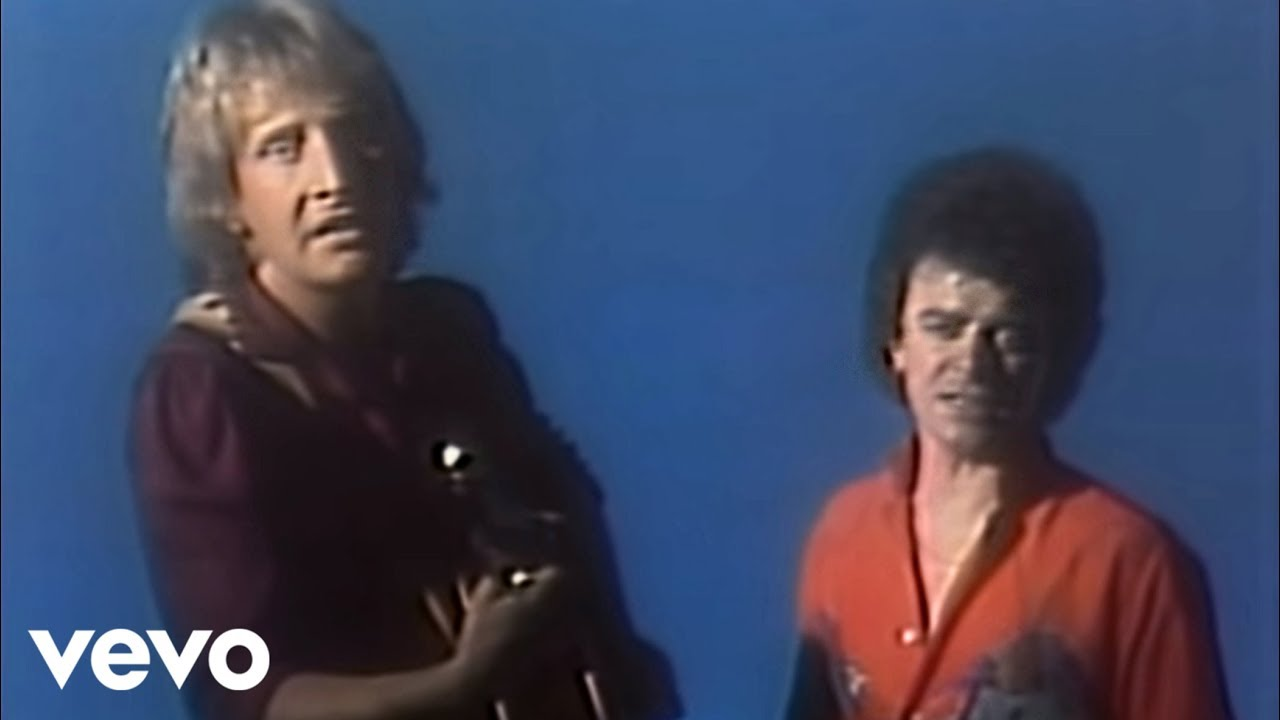 Air Supply - All Out Of Love (Official Video)