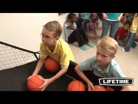 Lifetime Doubleshot Arcade Basketball System