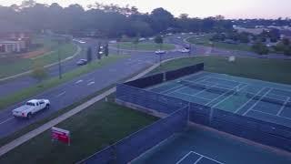 Hendrix Warriors Outdoor Athletic Facilities Tour