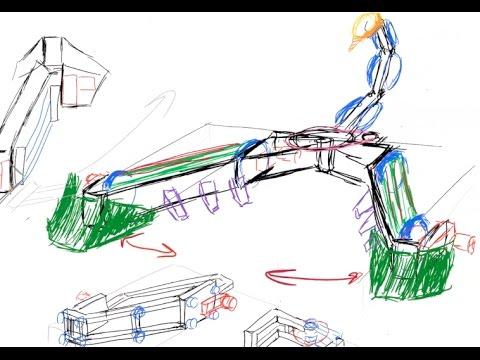 [DIAGRAM_38DE]  Designing a BattleBot (Pt. 1) - YouTube | Battlebot Schematics |  | YouTube