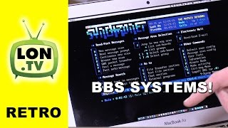 [23.11 MB] Retro Review - Computer Bulletin Board ( BBS ) Systems