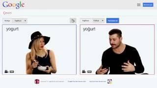 """""""Google Çeviri"""" İnsan Olsaydı: Türkçe vs.İngilizce"""