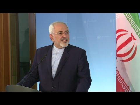 Iran FM Javad Zarif reacts to US President Trump's travel ban