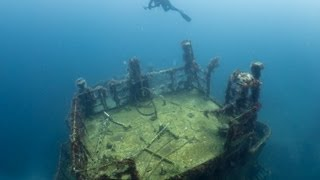 Diving Grenada Wrecks and Reefs Thumbnail
