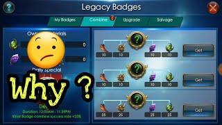 Unlock 5  Legacy badges - Legacy of discord