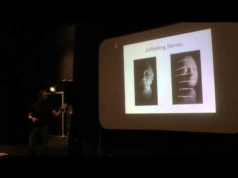 Eoghan Bridge - Sculptor - Talk at Hull School of Art & Design