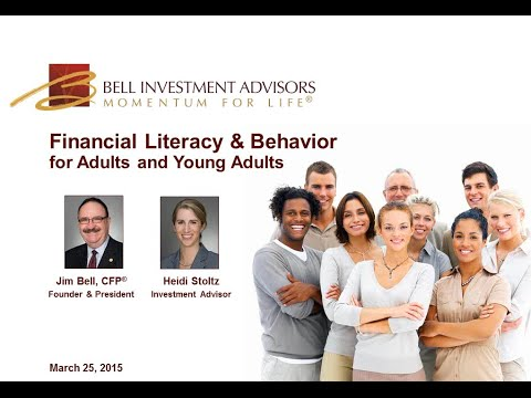 financial literacy for young adults