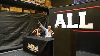 All In Presser: Cody Rhodes & Young Bucks Speak