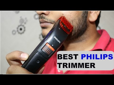 Philips Cordless Trimmer | Pro Skin QT4011/15 Advanced Trimmer  [ हिन्दी में ]