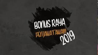 [INFOGRAFIK] Bonus Raya Penjawat Awam 2019