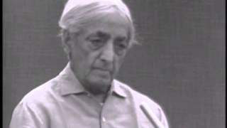 Can one live in a timeless state? | J. Krishnamurti