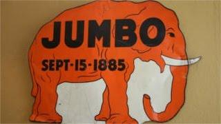 Jumbo the Elephant - Elgin Historical Society