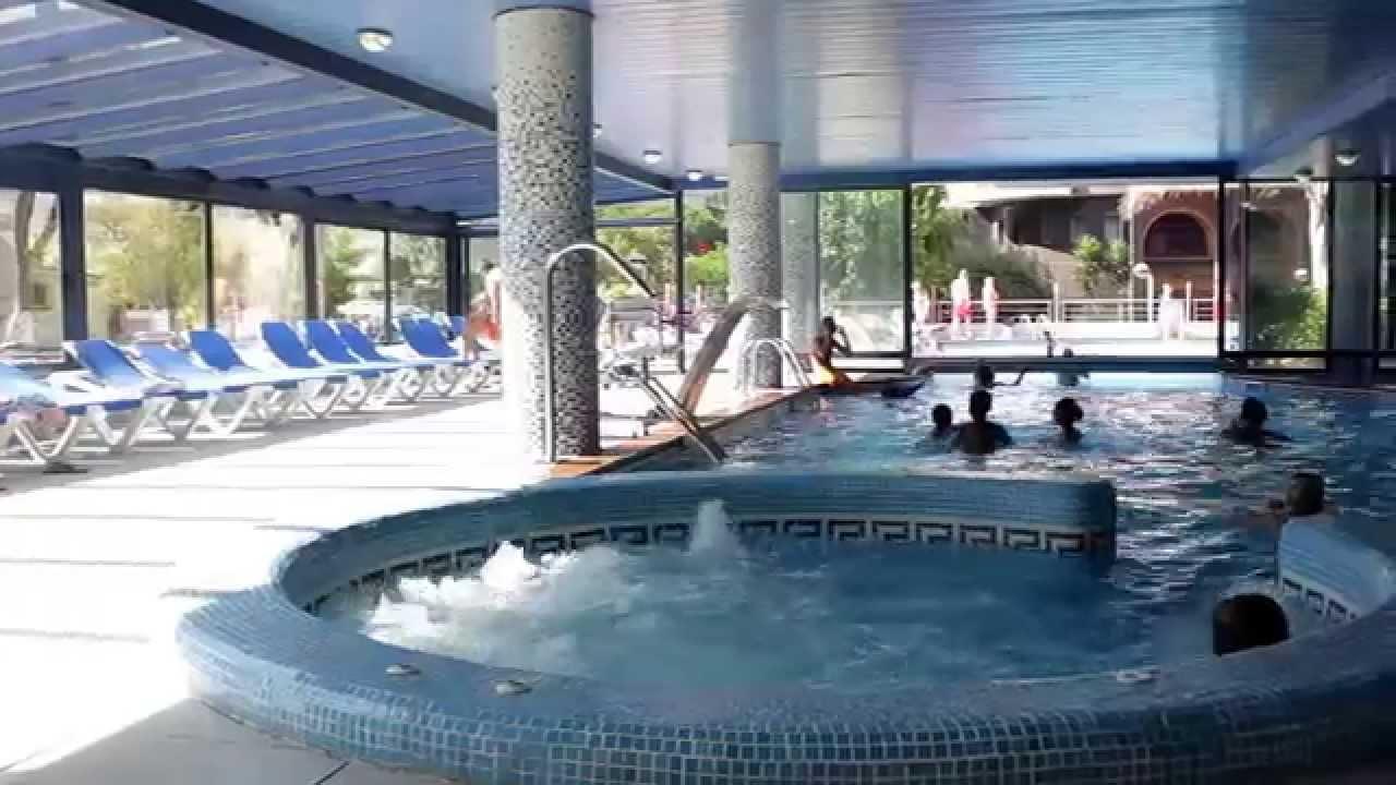 Video Hotel BLAUCEL, Blanes, España - YouTube