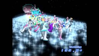 Space Channel 5 Part 2 (PC): Chapter 6 - 200% View Rating