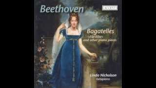 Beethoven - Klavierstück in B-flat major, WoO 60: Ziemlich lebhaft