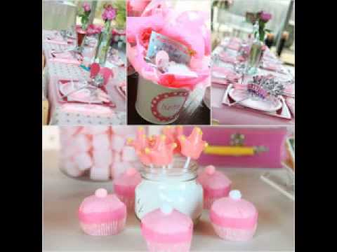 DIY Princess Party Decorations Ideas