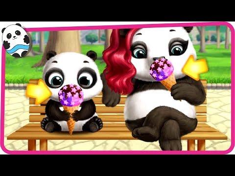 Fun Animals Care Kids Games - Panda Lu Baby Bear City - Pet Care & Dress Up Game For Children