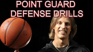 Point guard defense: guarding the ball