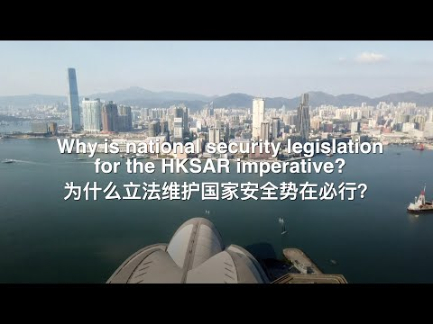 Regina Lp: The U.S. Is Afraid Hong Kong Spotted A Legal Loophole