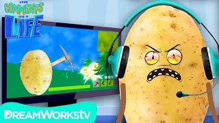 POTATO Rage Quits FORTNITE!! | YOUR COMMENTS COME TO LIFE