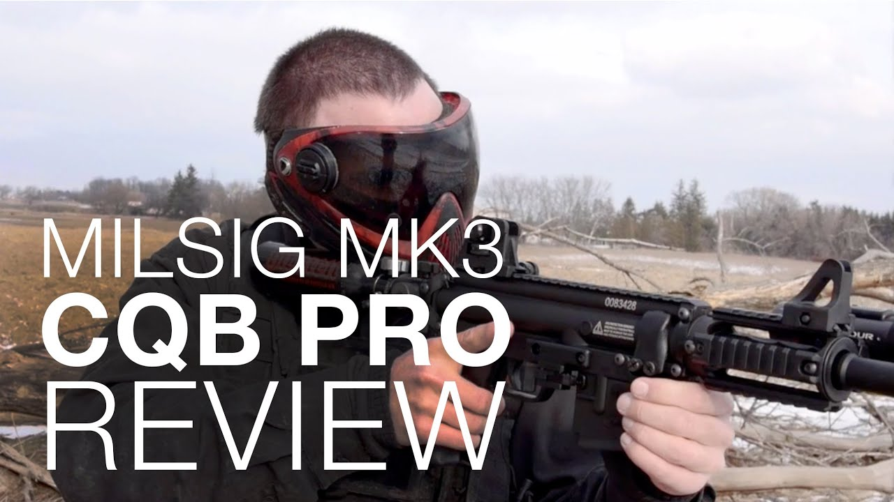 Milsig cqb review