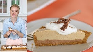 No-Bake Peanut Butter Tart- Sweet Talk with Lindsay Strand