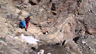 Matterhorn - Arista Hornli. part 1