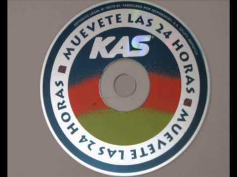Dame Mas - Álex de la Nuez (cd Kas) 1994