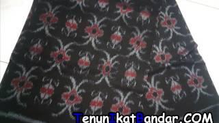 sejarah tenun indonesia