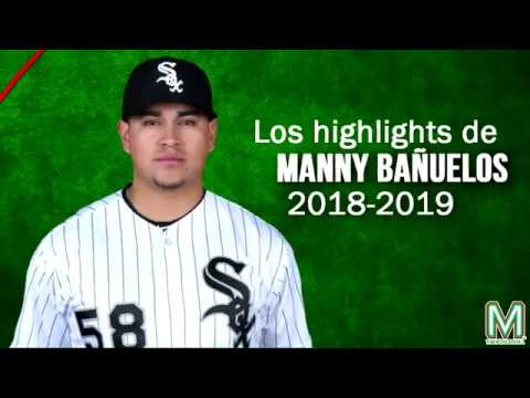 Highlights 2018-2019 de Manny Bañuelos