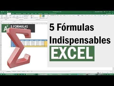 5 Fórmulas de