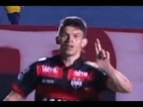 Gols, Atlético-GO 2 x 0 Luverdense - Brasileirão Série B 06/09/2016