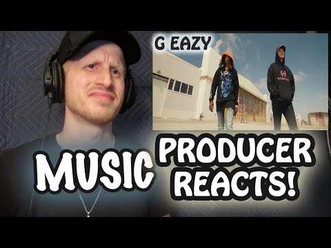 Music Producer Reacts to G-Eazy - Power ft. Nef the Pharaoh and P-Lo