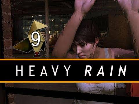 "Heavy Rain: Walkthrough Let's Play Eps. 9 ""Sleepless Night ..."