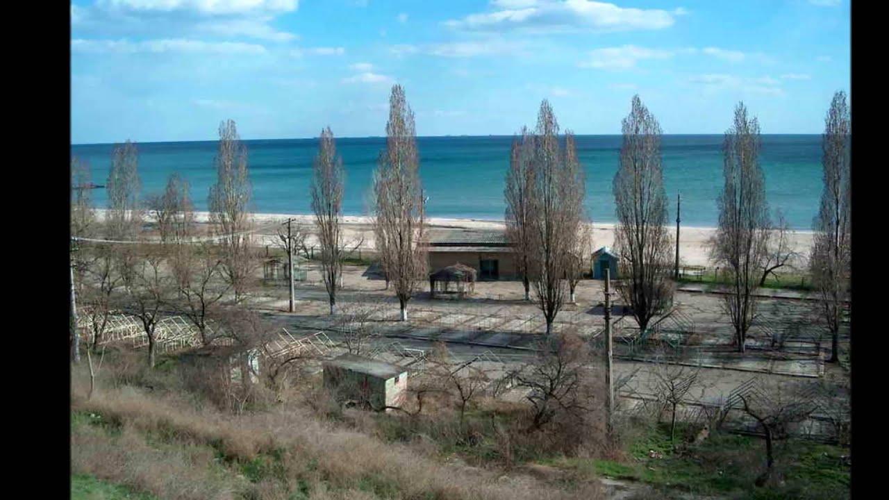 Жилой дом Янтар. Чёрное море. Тамань. - YouTube