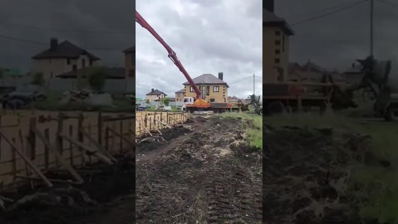 Вру бетон заполнители в бетонной смеси