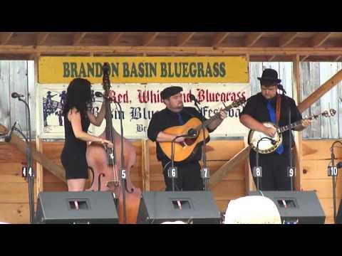 CPS Express at Basin Bluegrass Festival 7 13 13