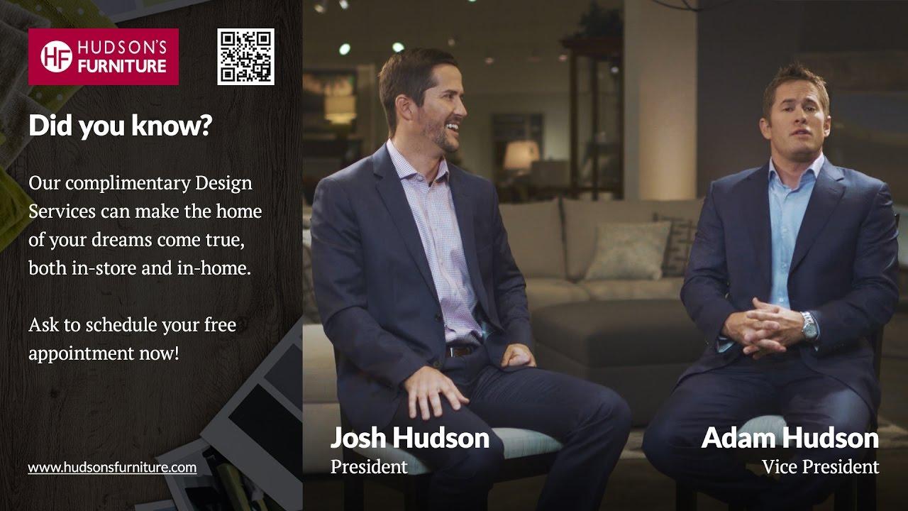 Josh And Adam Hudson Introduce Design Services